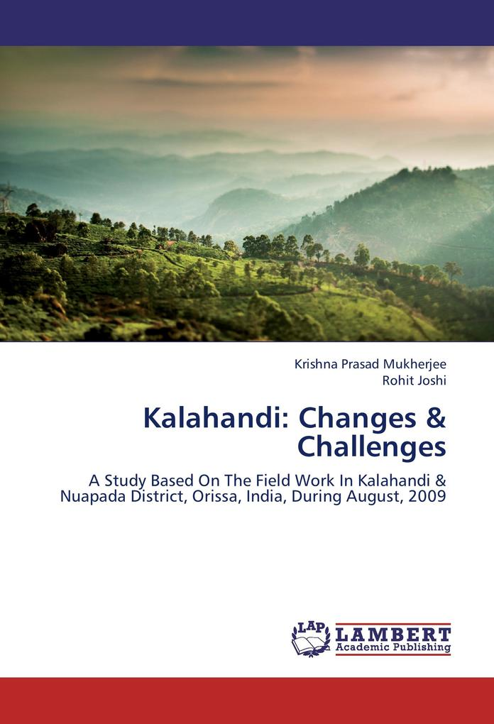 Kalahandi: Changes & Challenges als Buch (kartoniert)