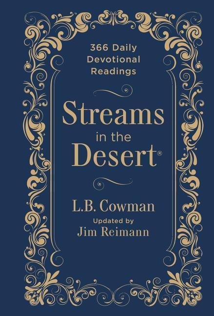 Streams in the Desert als Buch (gebunden)