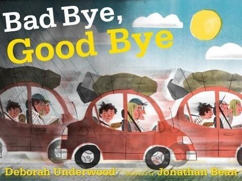 Bad Bye, Good Bye als Buch (gebunden)