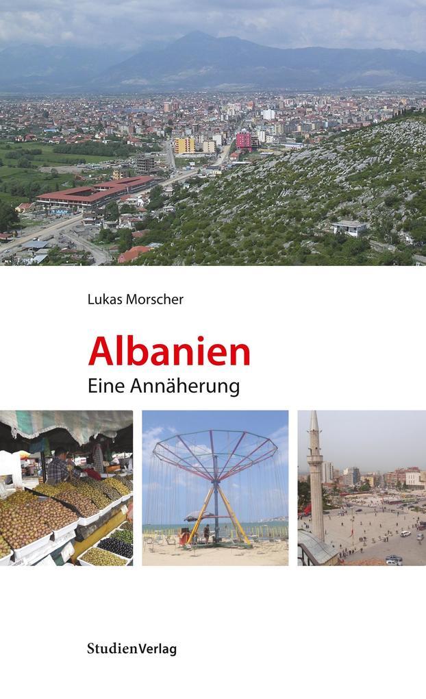 Albanien als Buch (kartoniert)