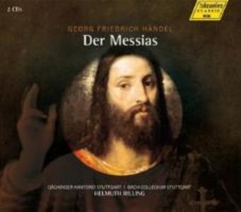 Der Messias als CD