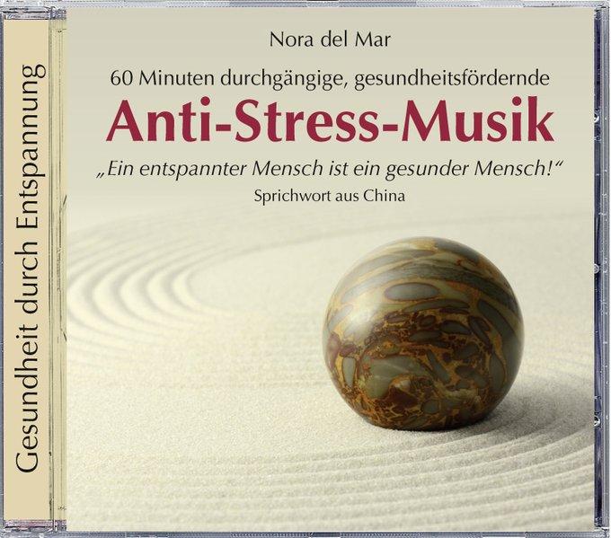 Anti-Stress-Musik als Hörbuch CD