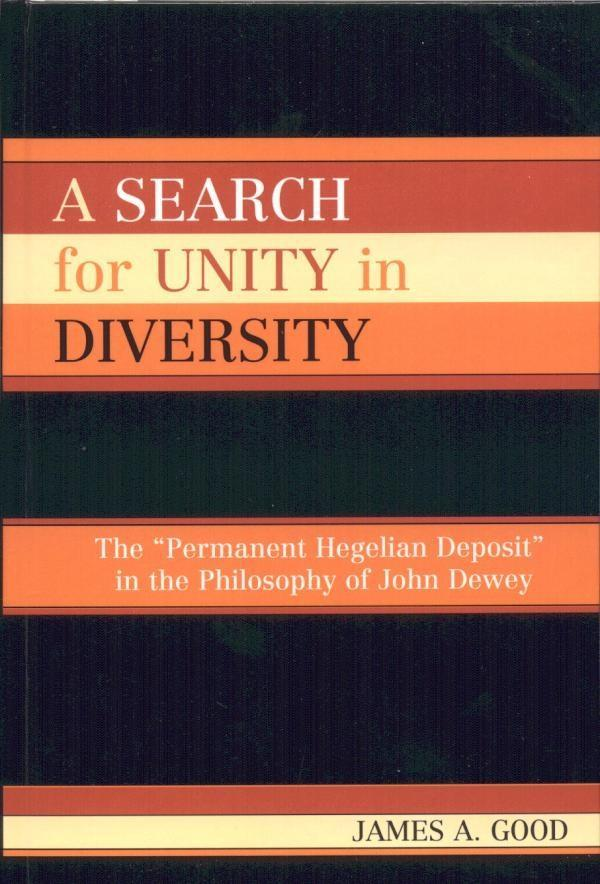 A Search for Unity in Diversity als eBook epub