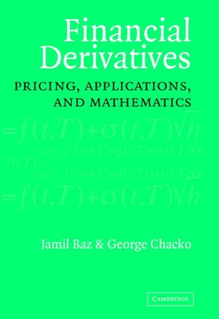 Financial Derivatives als eBook pdf