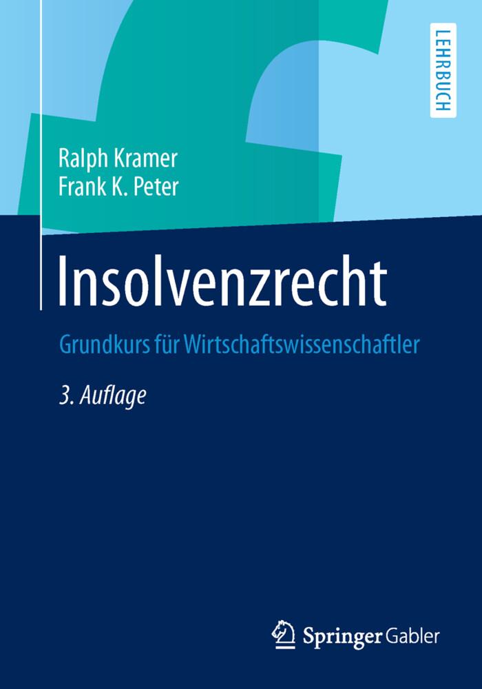 Insolvenzrecht als Buch (kartoniert)