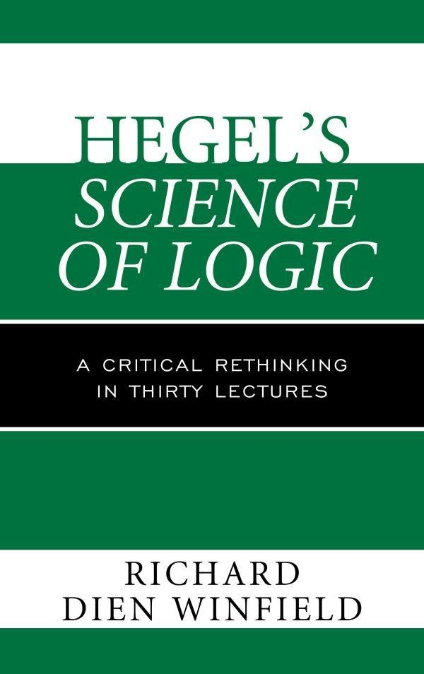 Hegel's Science of Logic als eBook epub