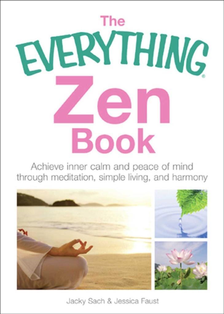 The Everything Zen als eBook epub