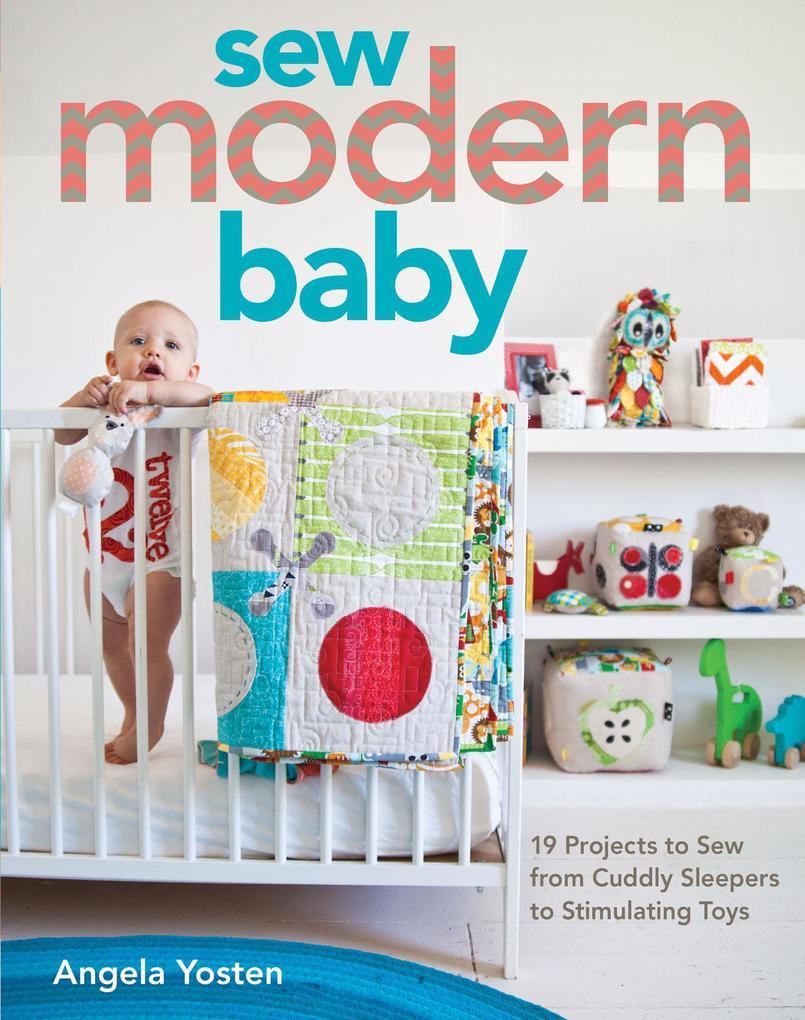 Sew Modern Baby als eBook epub