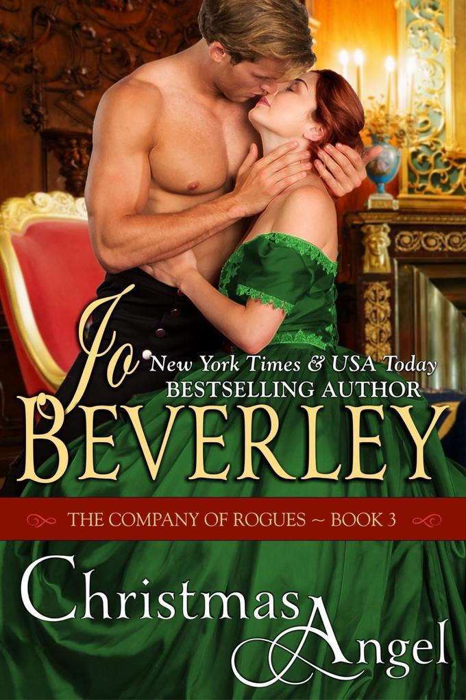 Christmas Angel (The Company of Rogues Series, Book 3) als eBook epub