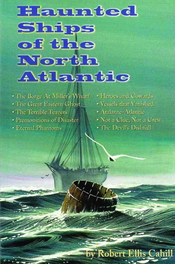 Haunted Ships of the North Atlantic als Taschenbuch