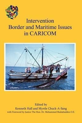 Intervention, Border and Maritime Issues in Caricom als Taschenbuch
