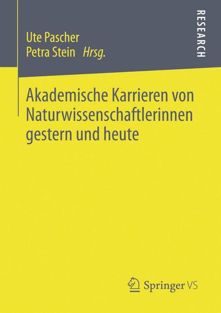 Akademische Karrieren von Naturwissenschaftlerinnen gestern und heute.pdf