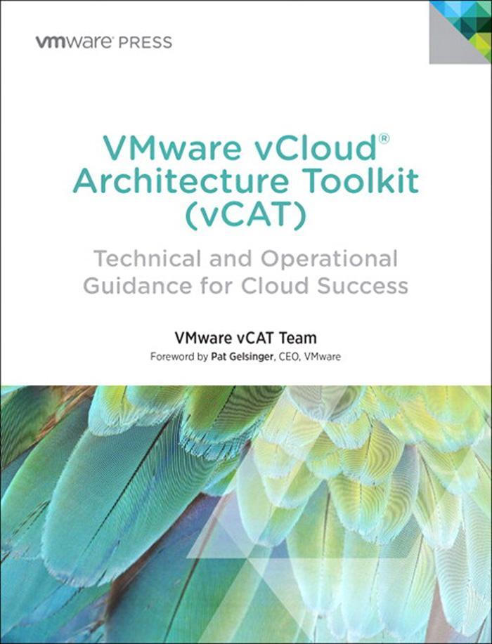VMware vCloud Architecture Toolkit (vCAT) als eBook pdf