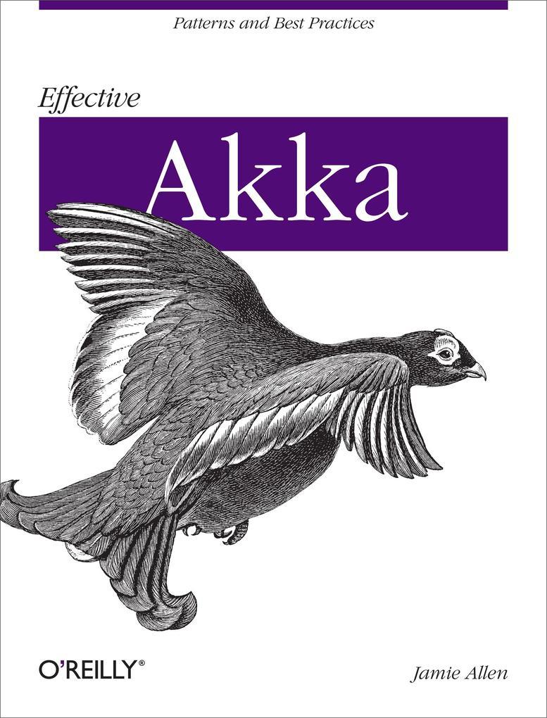 Effective Akka als eBook epub