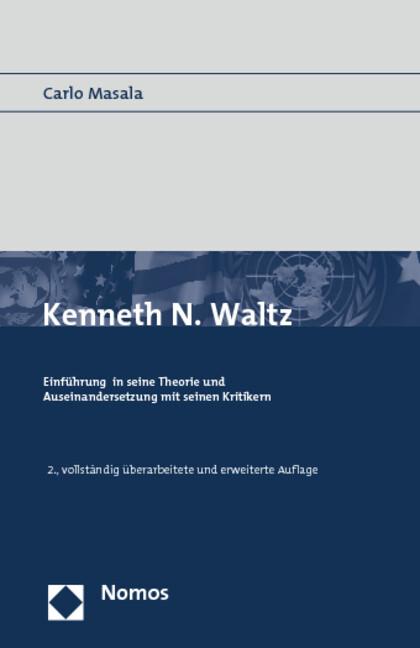 Kenneth N. Waltz als Buch (kartoniert)