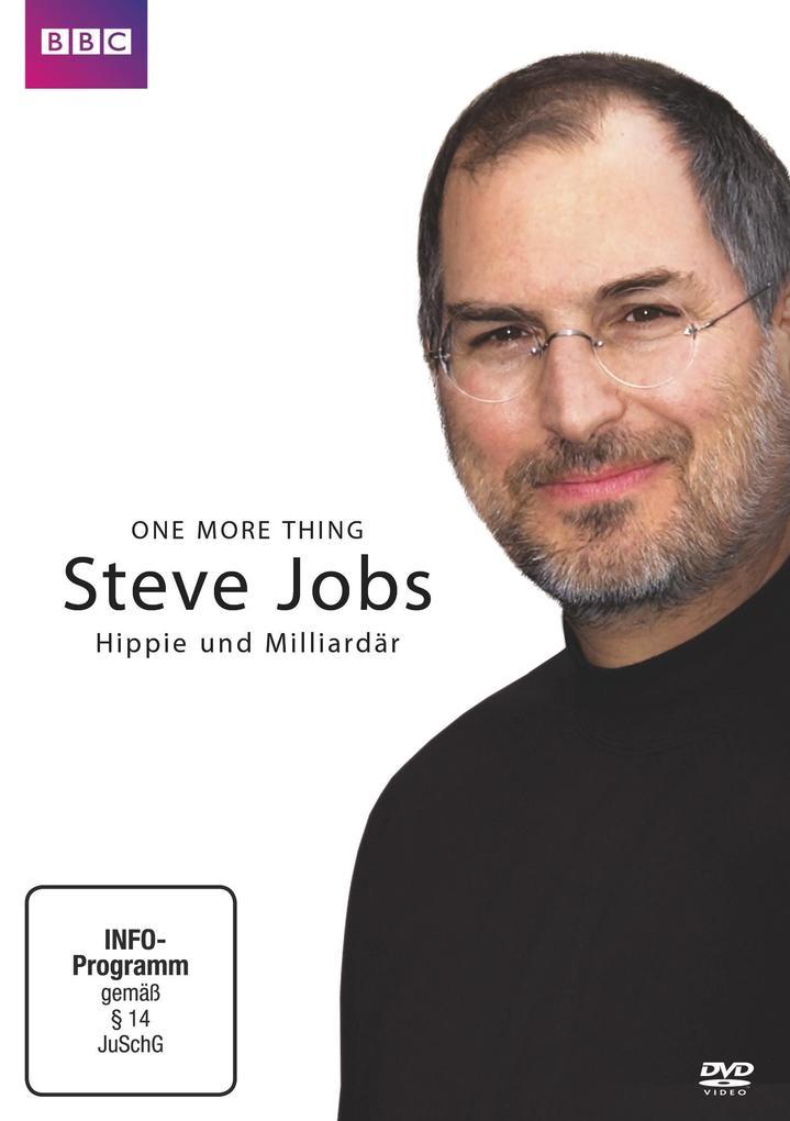 Steve Jobs - Hippie und Milliardär als DVD
