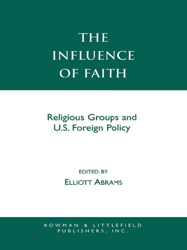 The Influence of Faith.pdf