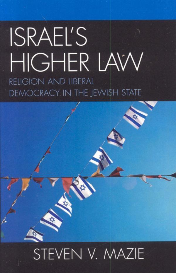 Israel's Higher Law als eBook epub