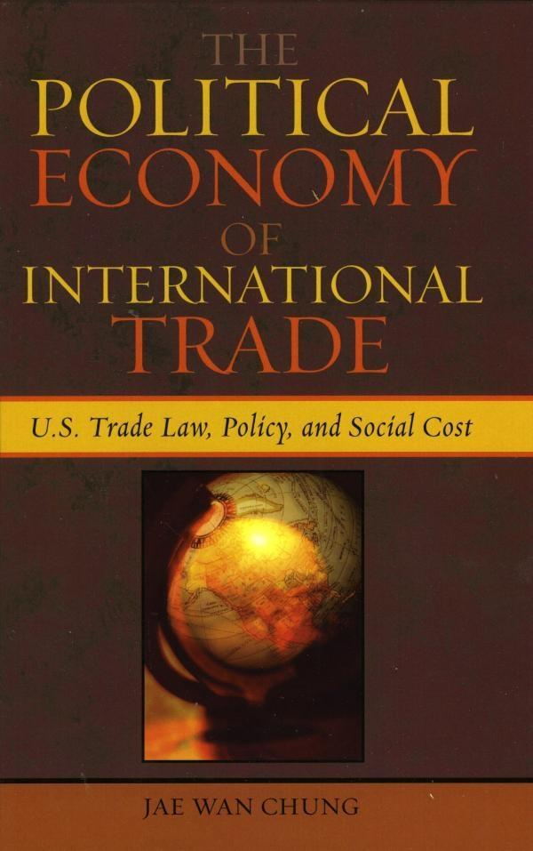 The Political Economy of International Trade.pdf