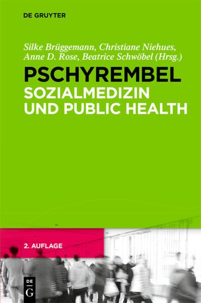Pschyrembel Sozialmedizin und Public Health als Buch (gebunden)