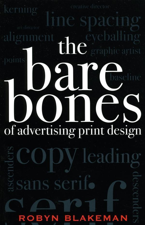 The Bare Bones of Advertising Print Design als eBook epub