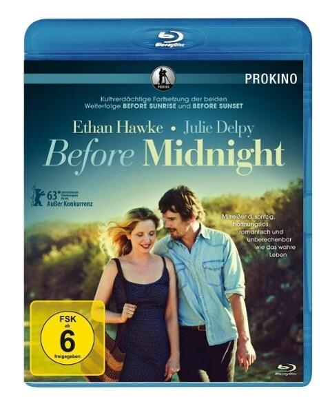 Before Midnight als Blu-ray