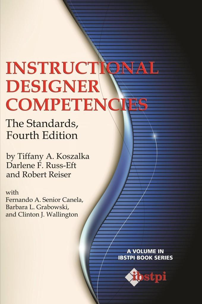 Instructional Designer Competencies als eBook epub