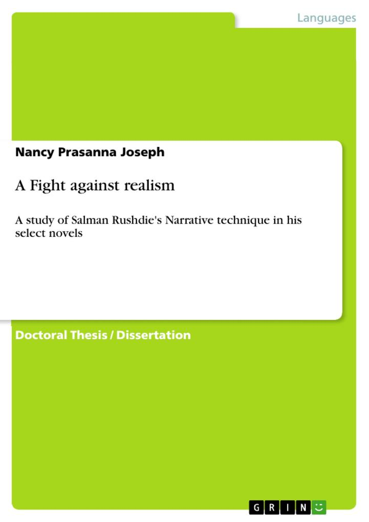 A Fight against realism als eBook pdf