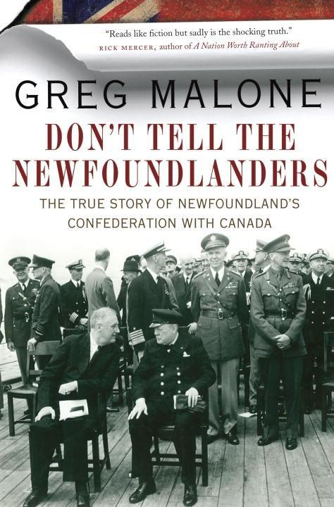 Don't Tell the Newfoundlanders als eBook epub