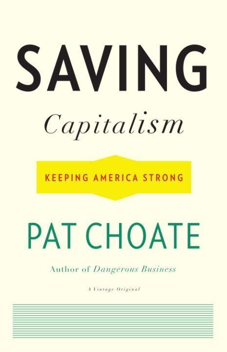 Saving Capitalism als eBook epub