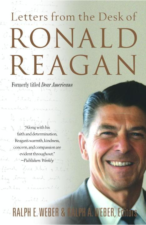 Letters from the Desk of Ronald Reagan als eBook epub
