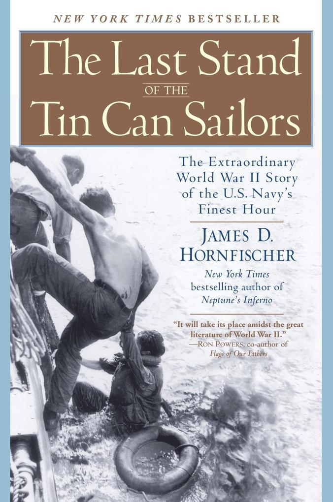 The Last Stand of the Tin Can Sailors als eBook epub