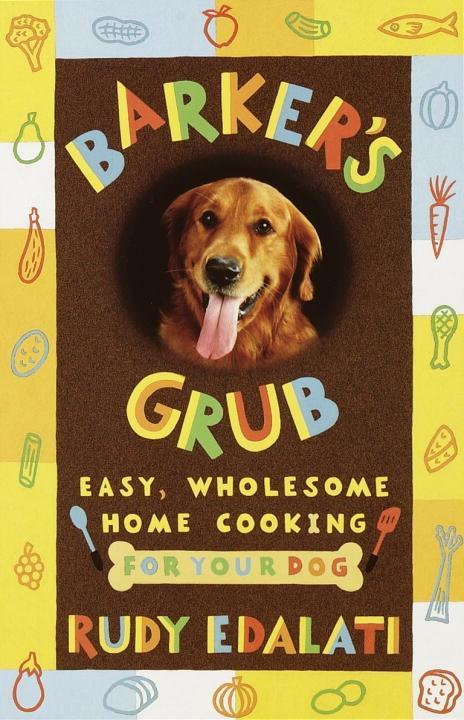 Barker's Grub als eBook epub