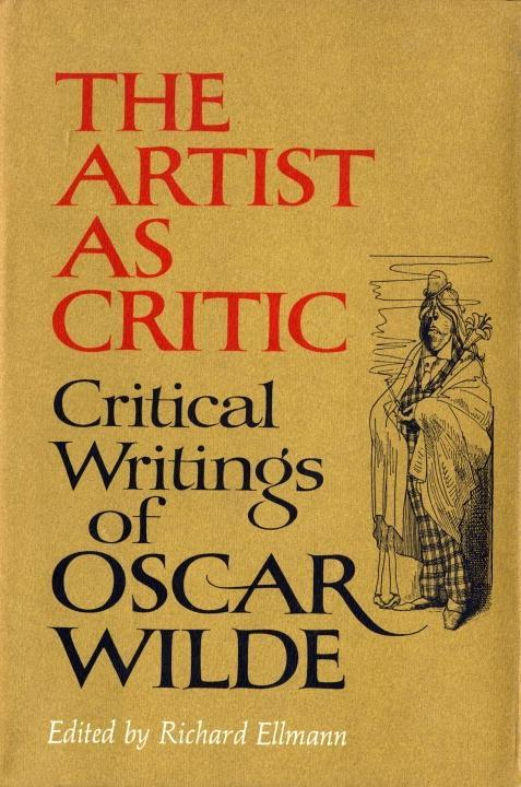 The Artist As Critic.pdf