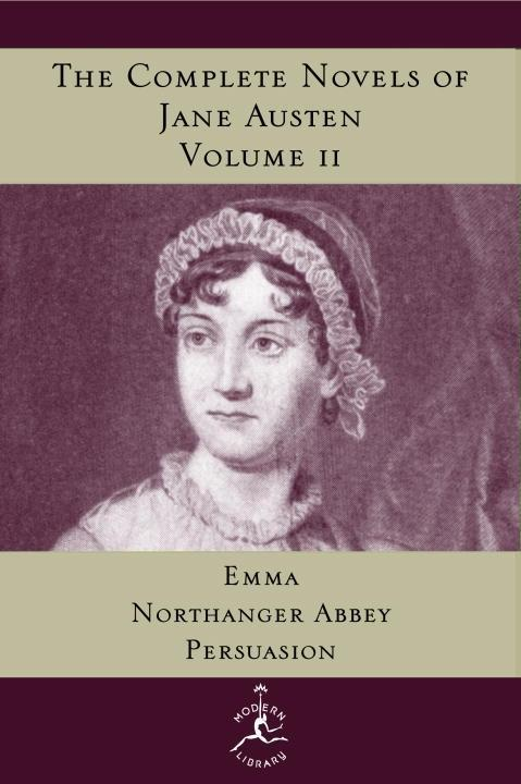 The Complete Novels of Jane Austen, Volume 2.pdf