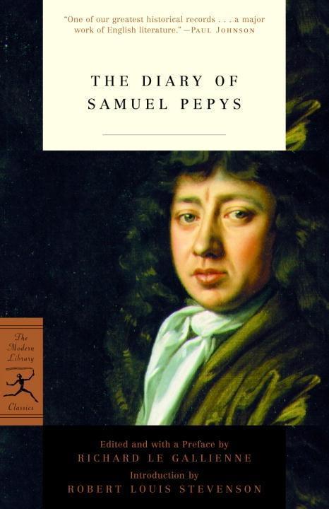 The Diary of Samuel Pepys als eBook epub