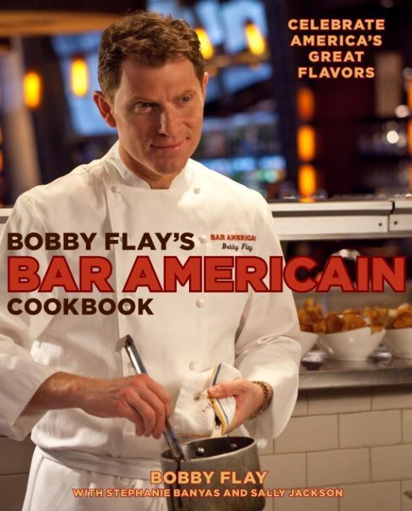 Bobby Flay's Bar Americain Cookbook als eBook epub