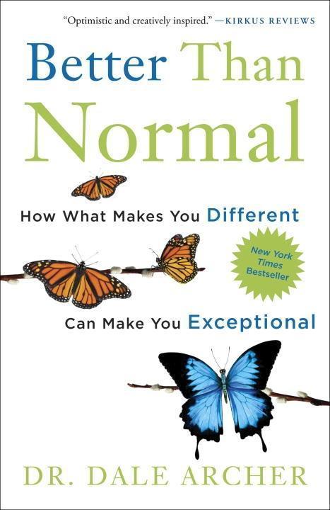 Better Than Normal als eBook epub
