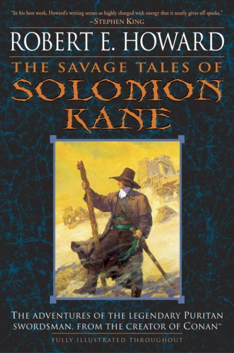 The Savage Tales of Solomon Kane als eBook epub