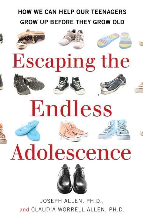 Escaping the Endless Adolescence als eBook epub