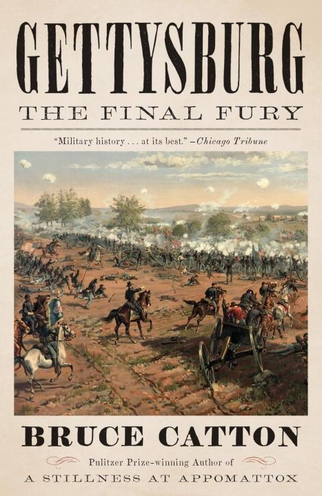 Gettysburg: The Final Fury als eBook epub