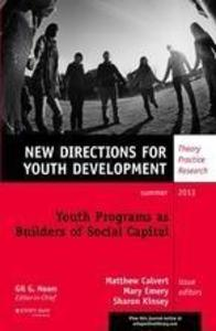 Youth Programs as Builders of Social Capital.pdf