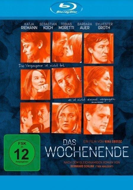 Das Wochenende als Blu-ray
