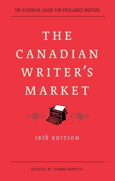 The Canadian Writers Market, 18th Edition.pdf
