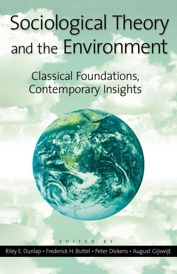 Sociological Theory and the Environment.pdf