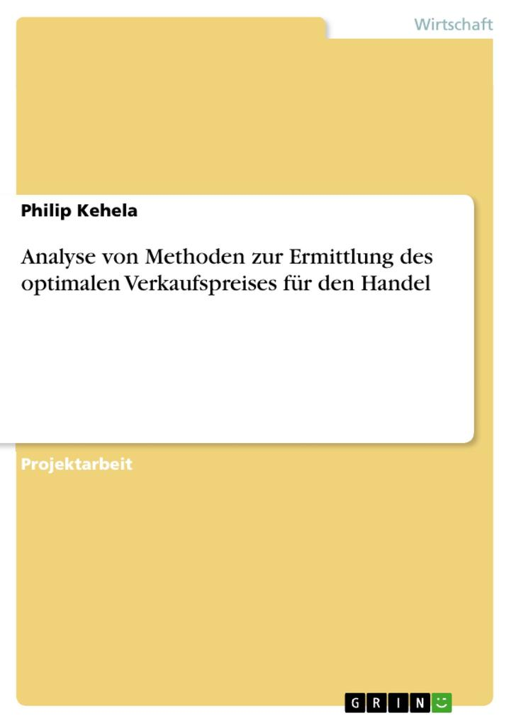 Analyse von Methoden zur Ermittlung des optimalen Verkaufspreises für den Handel.pdf
