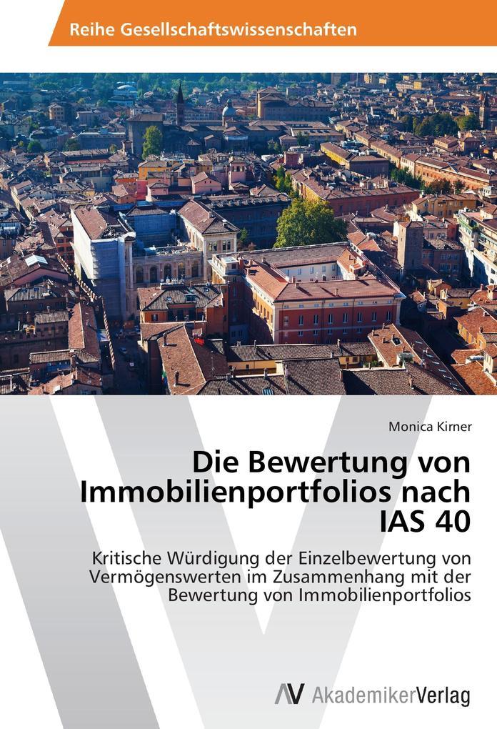 Die Bewertung von Immobilienportfolios nach IAS 40.pdf