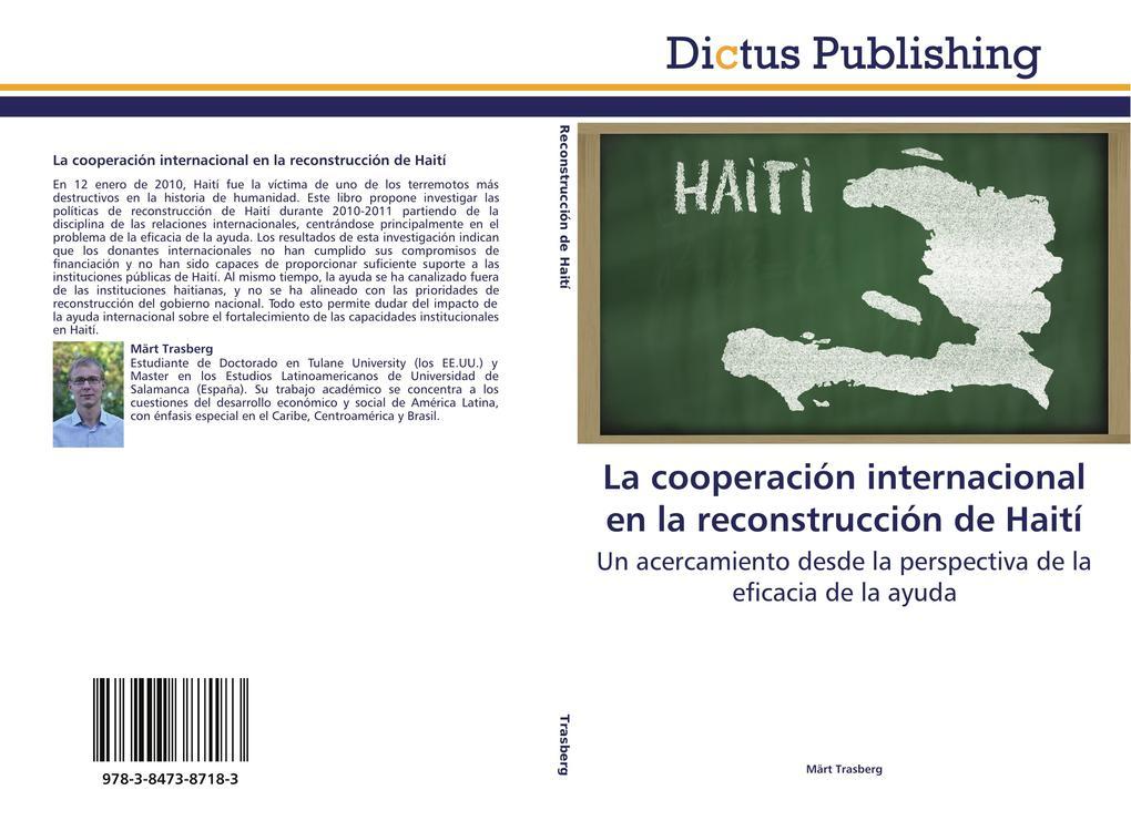 La cooperación internacional en la reconstrucción de Haití.pdf