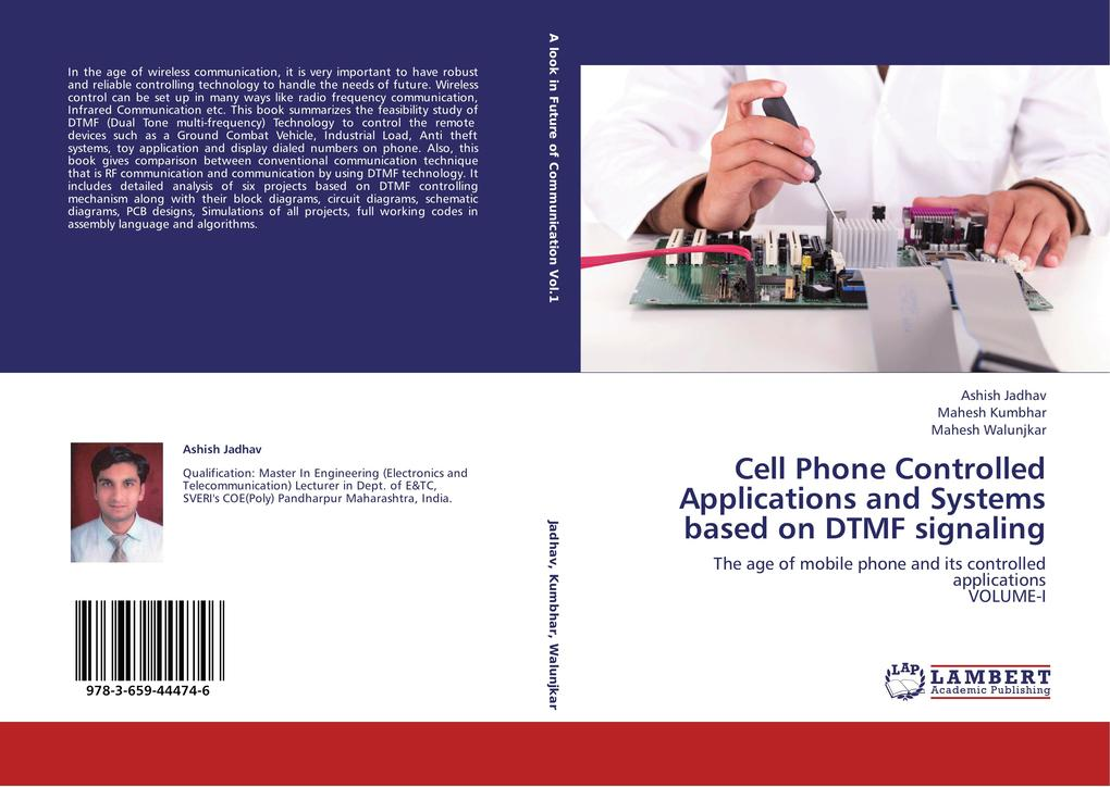 Cell Phone Controlled Applications and Systems based on DTMF signaling.pdf