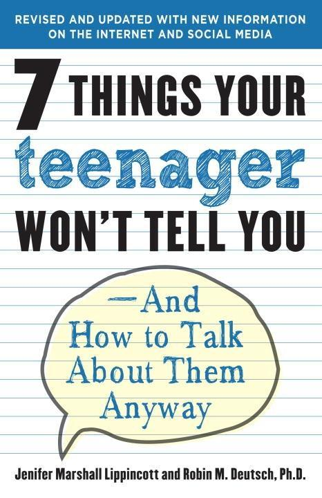 7 Things Your Teenager Wont Tell You.pdf